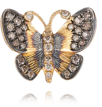 Annoushka Butterflies Large Single Stud