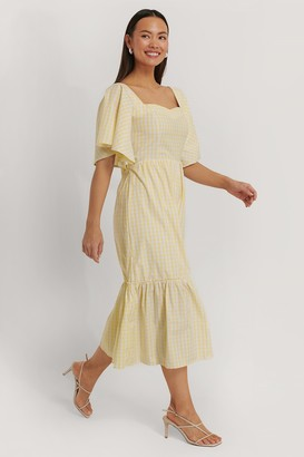 Trendyol Tulum Midi Dress