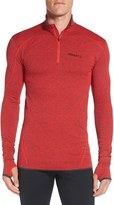 Craft Men's 'Active Comfort' Quarter Zip Performance Pullover