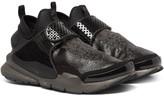 Nike - + Stone Island Sock Dart Mesh And Rubber Sneakers