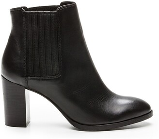 Cosmo Paris Cosmo Femme Elane Leather Ankle Boots
