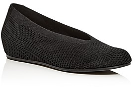 Eileen Fisher Women's Knit Wedge Flats