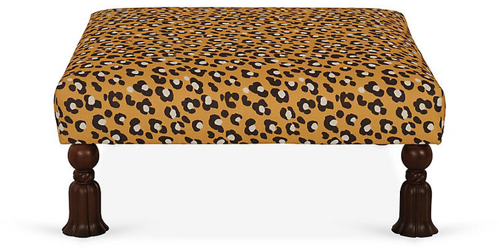 Super Leopard Ottoman Shopstyle Ncnpc Chair Design For Home Ncnpcorg