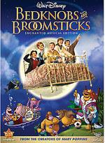 Disney Bedknobs and Broomsticks DVD