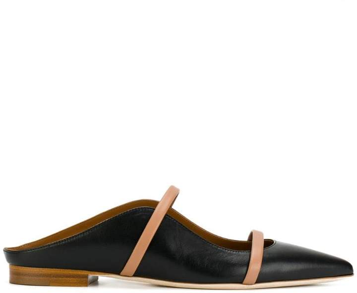 Malone Souliers strappy slippers