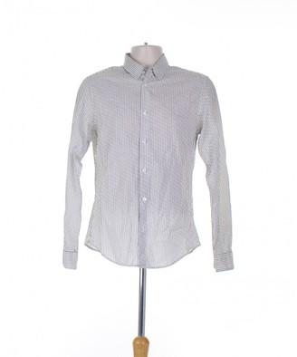 Bottega Veneta White Cotton Shirts