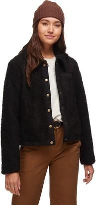 Basin and Range Cozy Teddy Sherpa Jacket - Women's