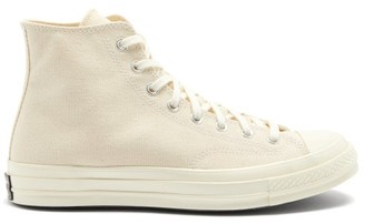 Converse Chuck 70 High-top Canvas Trainers - Beige
