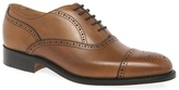 Barker Tan 'newcastle' Formal Lace Up Shoes