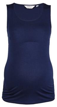 Dorothy Perkins Womens Dp Maternity Navy Vest