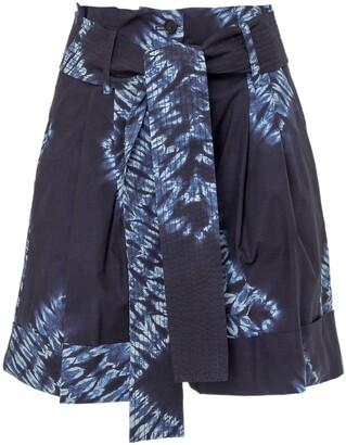 P.A.R.O.S.H. S Tie Dye Shorts