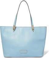 Marc by Marc Jacobs Two-tone leather tote