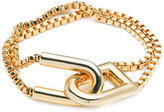 Eddie Borgo 12K Gold-Plated Clip Bracelet