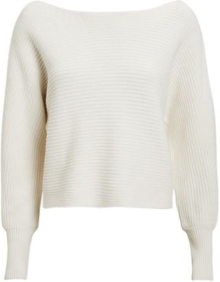 Intermix Luna Rib Knit Sweater