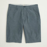 "J.Crew Factory 11"" blue chambray Rivington short"