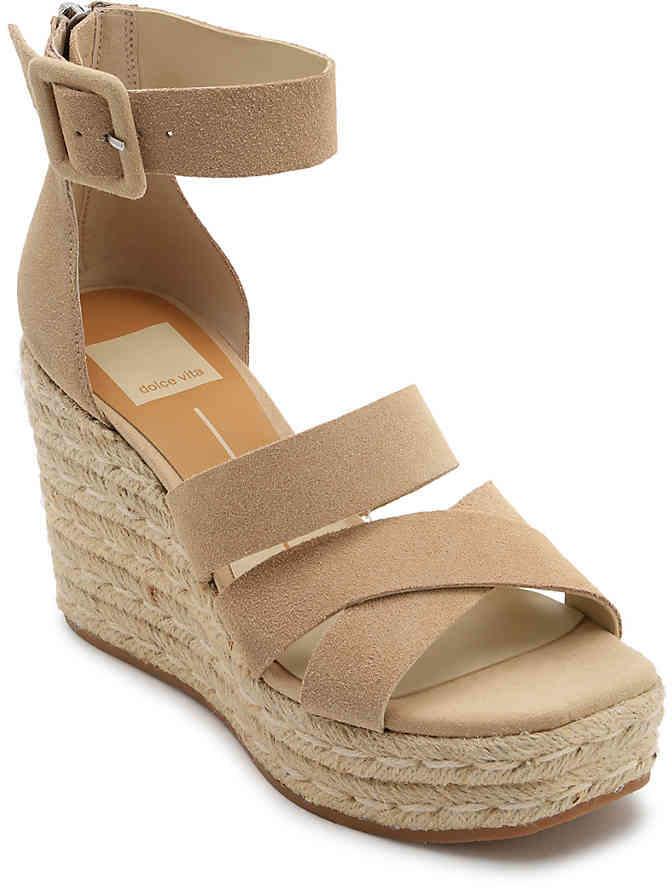 Dolce Vita Opall Espadrille Wedge Sandal - Women's