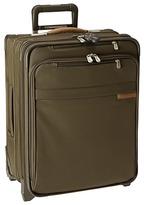 Briggs & Riley Baseline International Carry-On Wide Body Upright