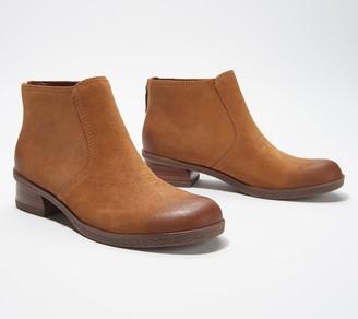 Dansko Waterproof Leather Ankle Boots- Becki