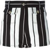 Roberto Cavalli striped shorts