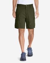 """Eddie Bauer Men's Versatrex® 11"""" Cargo Shorts - Solid"""