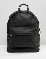 Mi-Pac Tumbled Backpack Black