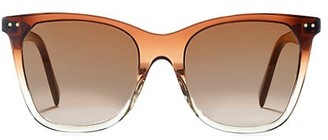 Celine 55MM Cat Eye Sunglasses