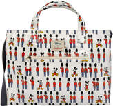 Cath Kidston Mickey and Guards Open Carry All with Strap