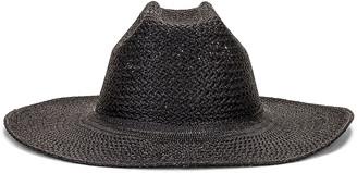 Greenpacha Miami Hat in Black   FWRD