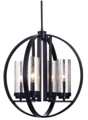 """Home Accessories Yuval 22"""" 6-Light Indoor Pendant Lamp with Light Kit"""