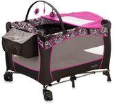 Evenflo Daphne Portable BabySuite® Deluxe Playard in Pink/Black