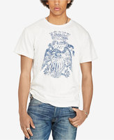 Denim & Supply Ralph Lauren Men's Eagle Shield Logo T-Shirt