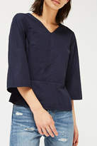 Lacausa Anabelle Tie-Back Top