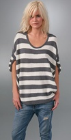 Stripe Dust Sweater