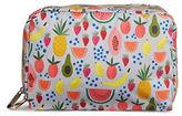 Lesportsac XL Rectangular Fruit Salad Cosmetics Pouch