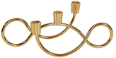 Florence Broadhurst Collection Sydney Mod Curly Swirls Candelabra