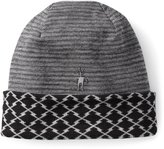 Smartwool NTS Mid 250 Reversible Pattern Cuffed Beanie - Unisex hats