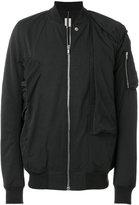 Rick Owens bomber jacket