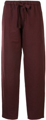 Undercover Wide-Leg Trousers
