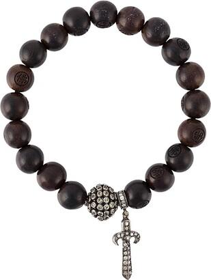 Loree Rodkin Bead Sapphire And Diamond Charm Bracelet