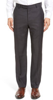 John W. Nordstrom R) Flat Front Trousers
