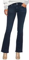 Hudson Jeans Petite Signature Mid-Rise Bootcut in Down N Out (Down N Out) Women's Jeans