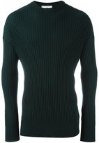 Ami Alexandre Mattiussi oversize crew neck sweater - men - Wool - S