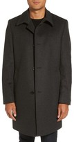 BOSS Men's Task Wool & Cashmere Topcoat