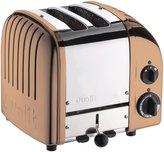 Dualit 2 Slice NewGen Toaster Copper - Copper