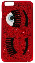 Chiara Ferragni 'Flirting' iPhone 6/6S Plus case - women - Acrylic - One Size