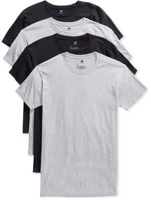 Hanes Men 4-Pk. Platinum ComfortFit Crew Neck T-Shirts