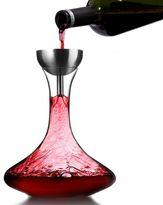 Houdini 3-pc. Crystal Wine Decanter Set
