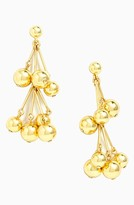 J.Crew Women's Cascade Ball Earrings