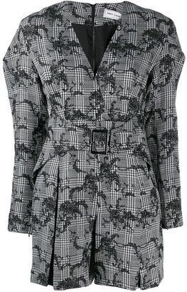 Three floor Ray Anarchy playsuit