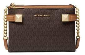 MICHAEL Michael Kors Karla Signature Crossbody Bag